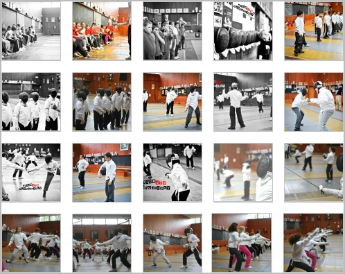 Fencing 2011 Photos