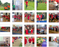 Health & Activity Week 2016 Photos