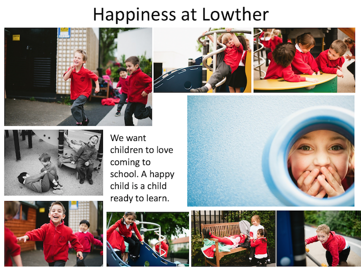 Happiness at Lowther Photos