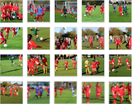 Girls Football Tournament 2014 Photos
