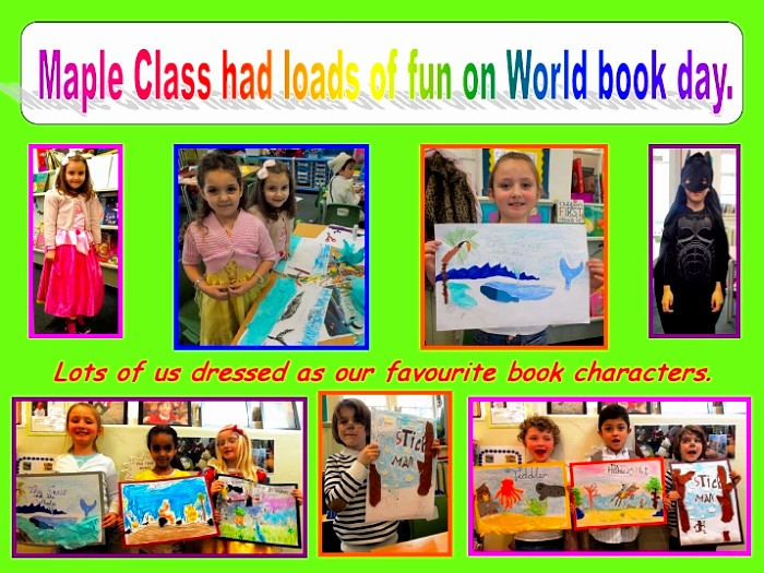 World Book Day Photos