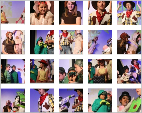Toy Story 2011 Photos