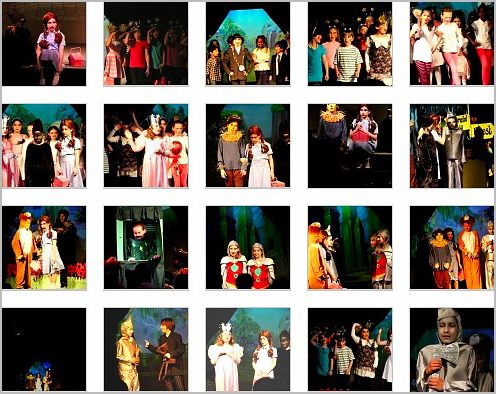 Wizard of Oz 2013 Photos