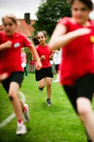 Running Girls Photo
